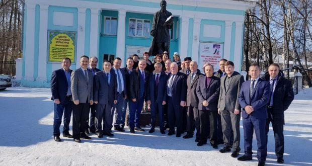 Vasil Shaihraziyev arrived in Ulyanovsk on a working visit