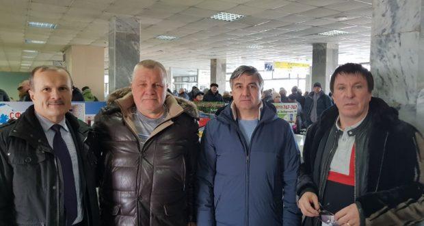 Василь Шайхразиев прибыл с рабочим визитом в Хабаровск