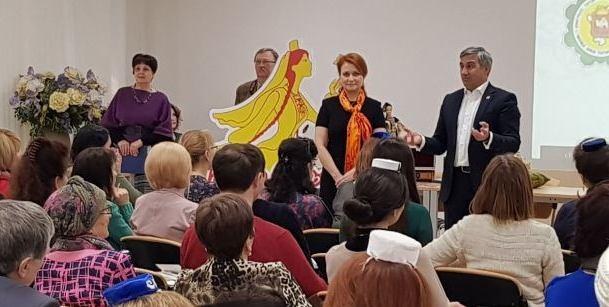 """""""Татар кызы"""" бәйгесен уздыру буенча семинар"""