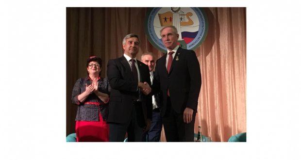 Сергей Морозов:  «Россиягә хезмәт итәм, татар халкына хезмәт итәм!»