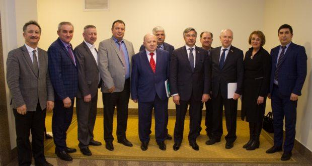 Бөтендөнья татар конгрессы Милли Шурасының Президиумы утырышы