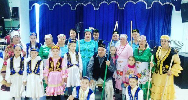 Фестиваль национальных культур в Пионерском