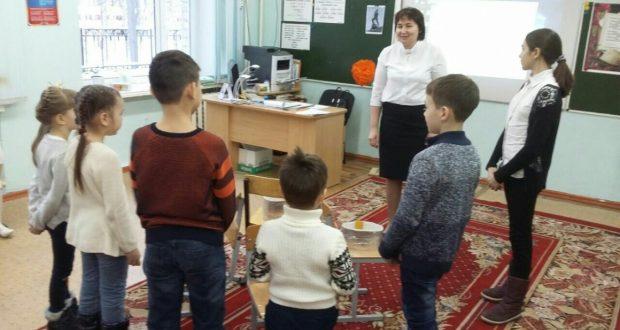 Нижневартовск шәһәрендә Муса Җәлил истәлегенә багышланган ачык дәрес