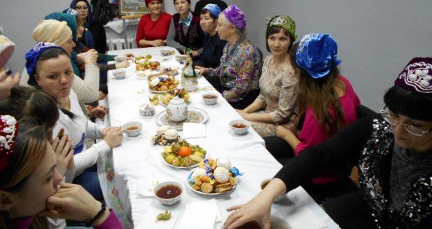 Татарские посиделки «Аулак өй»