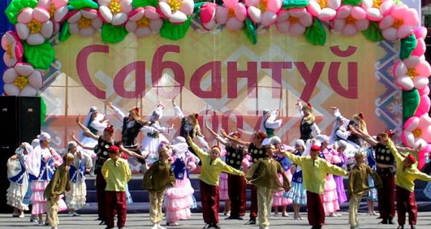 Sabantui in honor of the 100th anniversary of Tatarstan will be held in the capital of the Republic of Tatarstan