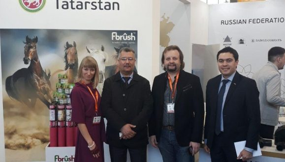 "The Republic of Tatarstan is represented at the XIX International exhibition ""WorldBuild-2018"" in Tashkent"