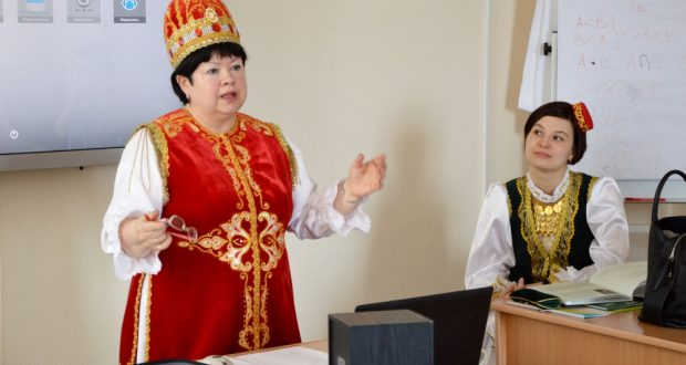 В Карельском филиале РАНХиГС состоялась встреча с представителями татарской организации «Чулпан»