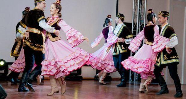 Томскидагы татар бию ансамбле Бөтенроссия конкурсында беренче урын алган