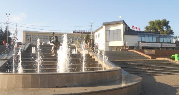 Юбилейные мероприятия в Красноярске
