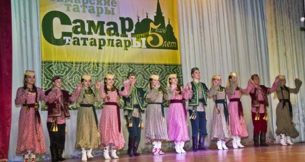 «Самара татарлары» журналы 5 еллык тәүге юбилеен бәйрәм итте