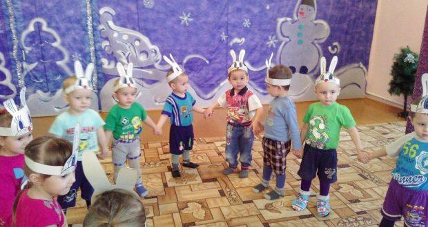 Театрализованная деятельность в детском саду села Новое Усманово