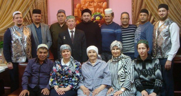 The Blagoveschensk  Tatars on the way to creating a national-cultural organization