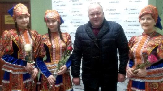 В Сызрани создан новый танцевальный ансамбль с национальным колоритом