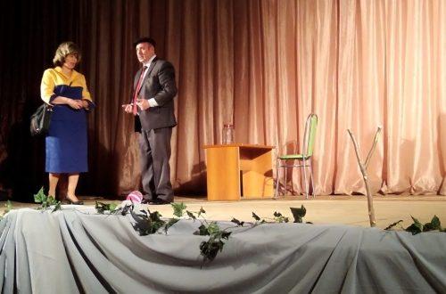 Межрегиональный фестиваль театральных коллективов имени Бари Тарханова продолжает свое театральное шествие