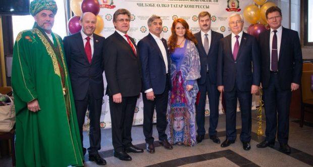 Чиләбе өлкәсе татарлары конгрессы юбилее