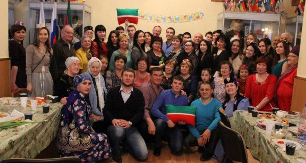 Краснодарские татары отпраздновали 8 марта