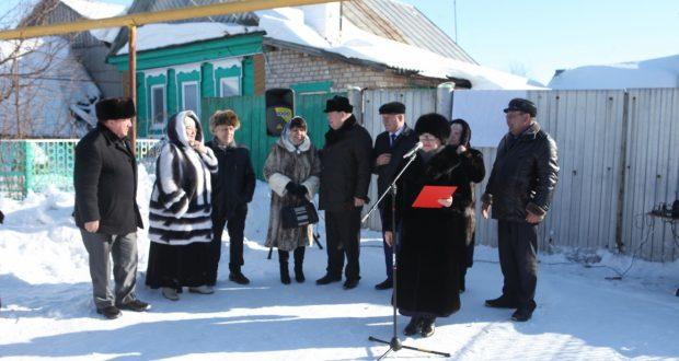 Чирмешән районында Наил Шәйхетдинов исемендәге урам ачылды