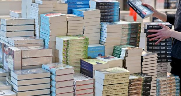 More than 100 Tatar books are presented at the old book fair in Leipzig