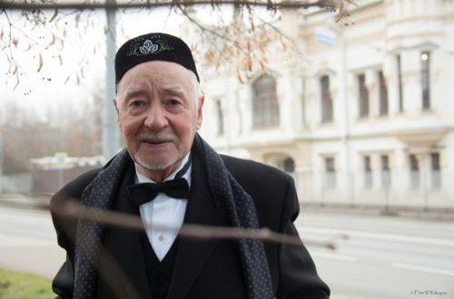 Камал театрында Равил Шәрәфиевның юбилей кичәсе уздырыла
