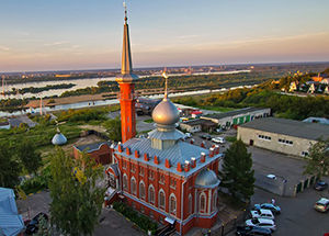 Нижегородская Соборная мечеть – 103 года со дня открытия