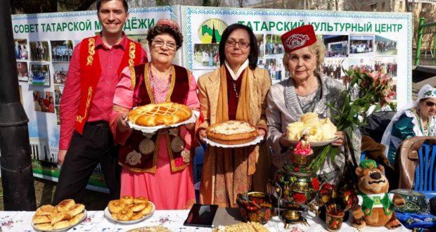 Выставка в Ташкенте в честь Навруза