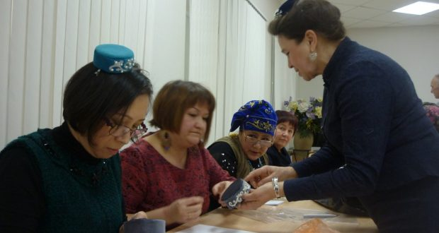 «Татар кызы» и мастер классы для татарских женщин
