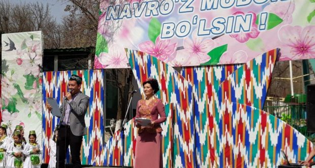 Tatars of Tashkent took part in the spring concert