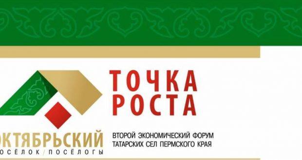 В Октябрьском районе состоялся Экономический форум татарских сел Пермского края
