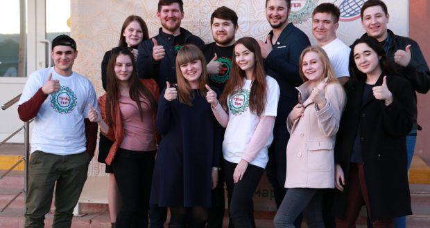 В Сызрани прошла первая «Школа лидера татарской молодежи»