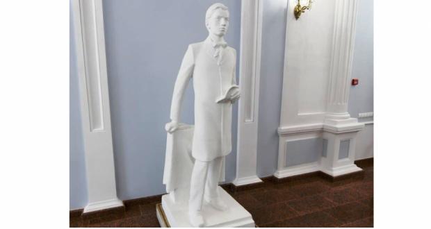 В здании республиканского минздрава открылся музей Тукая