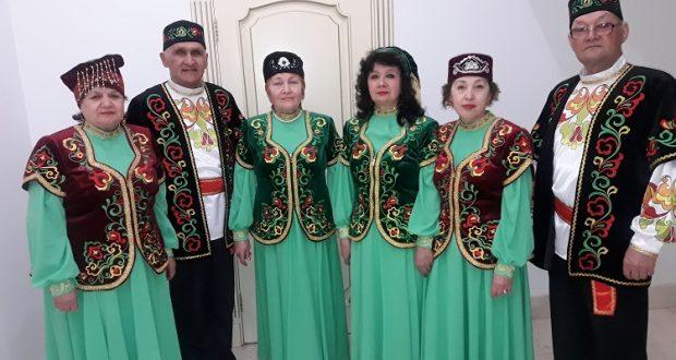 Ежегодный концерт ансамбля «Чишма» состоялся в Павлодаре