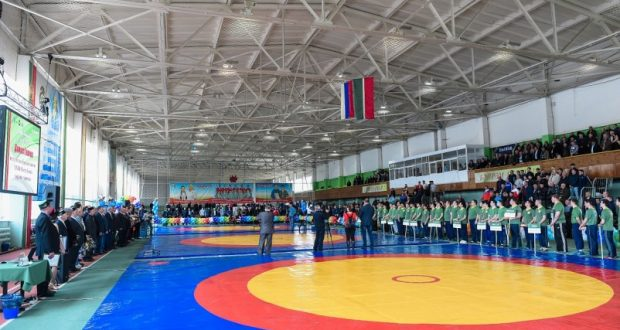 В Татарстане прошел  25-й юбилейный турнир памяти Данила Галеева