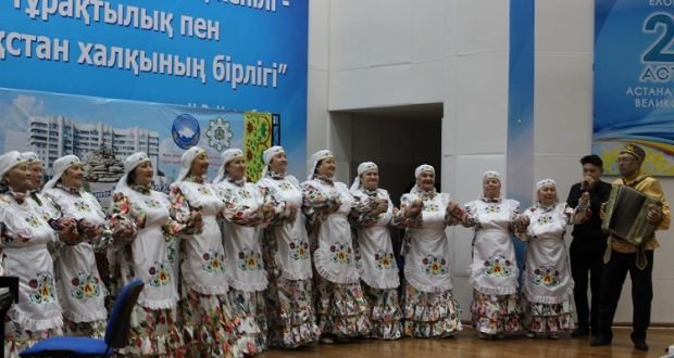 Traditional festival of Tatar culture was held in Kokshetau