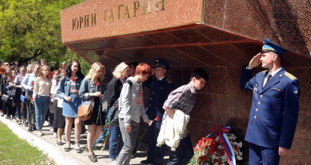 В Ташкенте отметили Всемирный день авиации и космонавтики