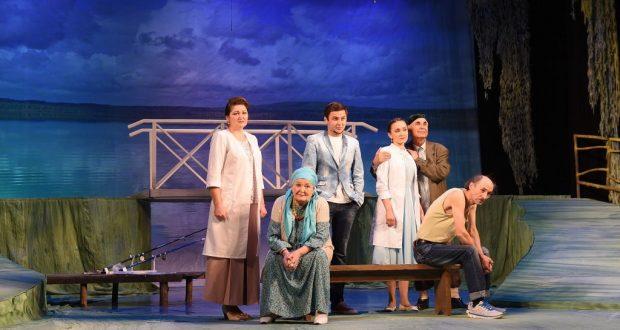 Театр Тинчурина представит спектакль «Соловушка с шелковым пояском» в Чувашии и Ульяновске