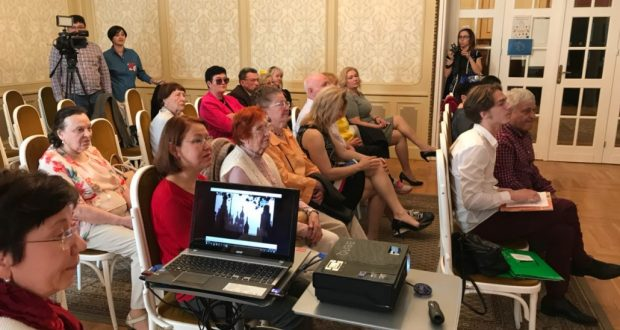 A literary-musical meeting dedicated to Ravil Bukharaev was held in Hungary
