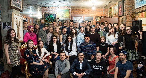 В «Штабе» татар Москвы впервые прошла совместная встреча студенческого актива татар и башкир