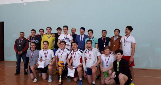 Турнир по волейболу среди мусульманских команд Чувашской Республики