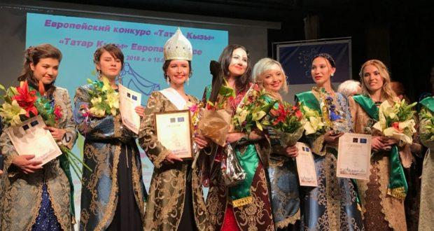 Венгриядә «Татар кызы» беренче Европа бәйгесе узды