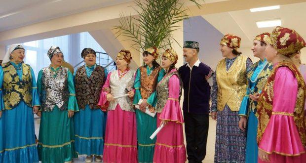 Дом дружбы народов в Чувашии распахнул двери для ансамбля татарской песни «Ялкын»