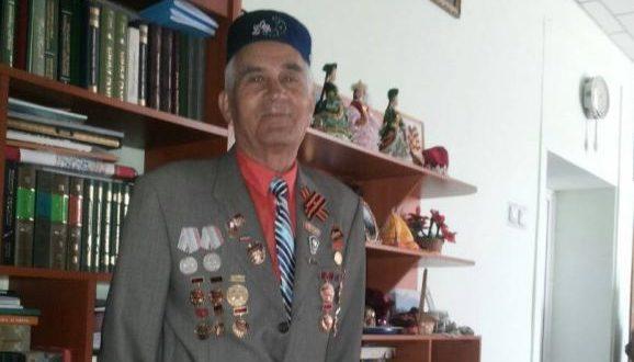 Кыргызстанның «Туган тел» татар-башкорт мәдәни үзәге вәкилләре Җиңү көнендә ветераннарны хөрмәтләде