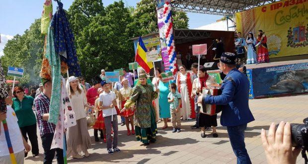 ФОТОРЕПОРТАЖ: В Ростове-на-Дону прошёл Сабантуй