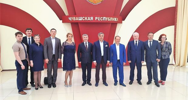 В Чебоксарах состоялось совещание по вопросам подготовки и проведения XVIII Федерального Сабантуя