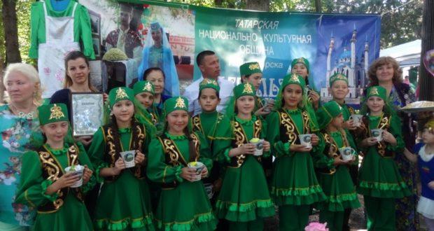 Село Малый Барханчак празднует 230-летие