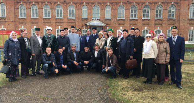 Нурлат районында Әхмәдзәки хәзрәт Сафиуллин истәлегенә багышланган конференция уза