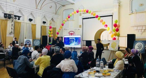 В Москве проводятся молодежные ифтары