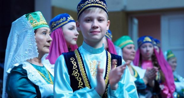 "The X regional festival of creativity of national cultures ""Our Home – Kaluga"""