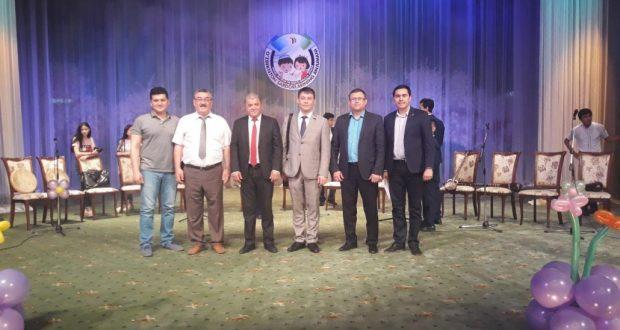 Визит делегации театра Г.Камала в Ташкент