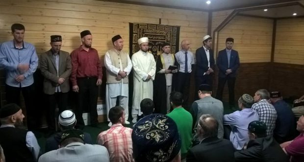 В Пензенской области открылась мечеть