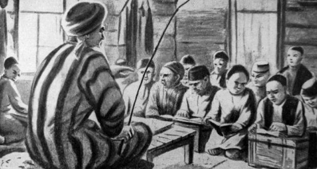 В «Татарской гостиной» состоялась лекция «История татарских мектебе и медресе»